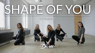 shape of you ed sheeran   kaja sobieraj choreography