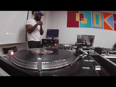 DJ Rob Swift's Cardinal Scratch Rule #2