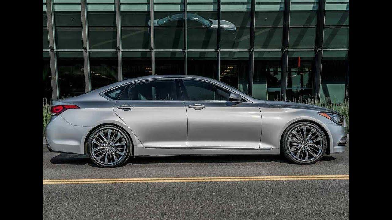 2018 Hyundai Genesis Coupe >> 2019 Hyundai Genesis - YouTube