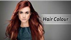 Hair colour that doesn't require Bleaching