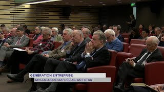Yvelines | Génération entreprise : un colloque sur l'école du futur