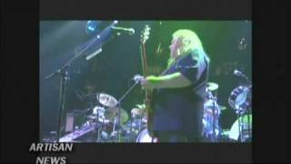 WARREN HAYNES PAYING HOMAGE TO JERRY GARCIA IN THE DEAD
