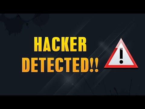 Hacker Detected....