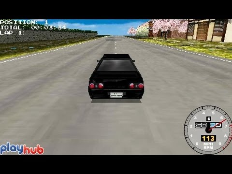 Super Drift 3D - Play Hub car racing Gameplay by Magicolo - YouTube