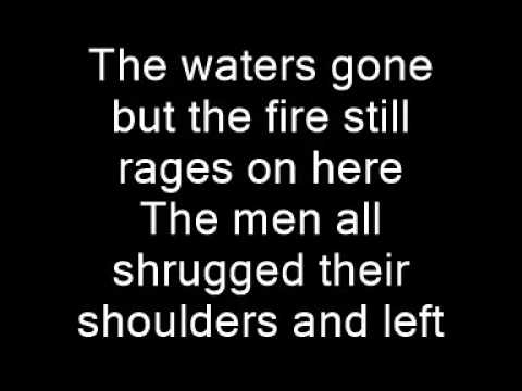 Rise Against: Dancing For Rain (Lyrics)