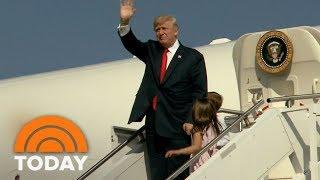 Trump Starts 17-Day