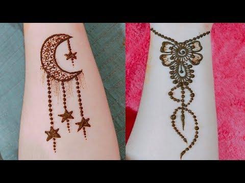 Simple Stylish Wrist Tattoo Mehndi Design Wrist Tattoo Mehndi Design For Girls Tattoo Mehndi