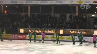 Kvartsfinal 3: Hammarby Bandy - Vetlanda BK [Höjdpunkter]
