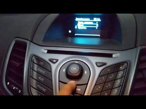 Salah Pilihan Bahasa New Ford Fiesta Tahun  Ke Atas