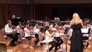 Bach - Brandenburg Concerto No 5 -  BWV 1050 - NSYO Sinfonia