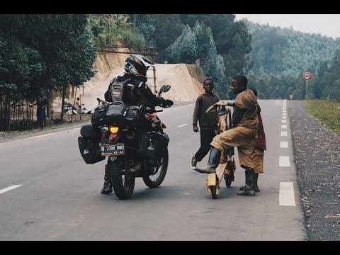 Motoran Ke Rwanda Afrika