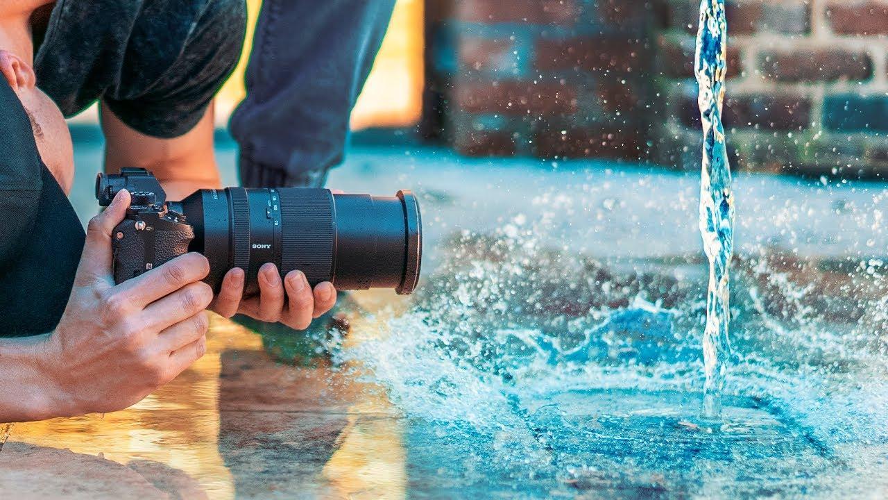 БЫСТРАЯ Фотография Отражения Воды TRICK | Сервисы с Автоматическим Заработком