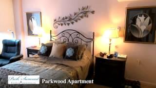 Parkwood Apartment Tour -Independent Living at Park Summit Senior Living