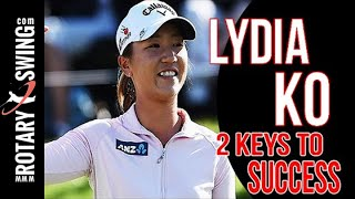 Lydia Ko Golf Swing | HOW TO BE CONSISTENT
