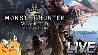 Monster Hunter World - A new Beginning! - PC Version