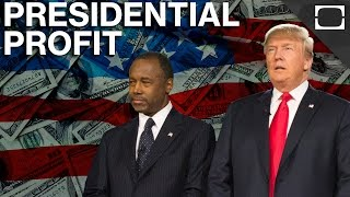 Can You Get Rich By Running For President?