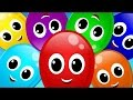 Balloon song | Learn Colors | Original Song | Nursery Rhymes | Kids Songs | Kids Cartoons by Kids Tv