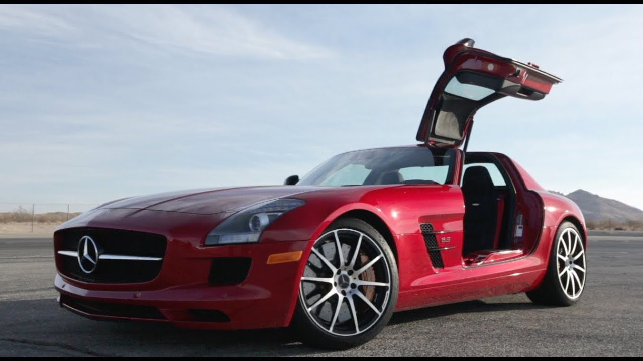 2013 Mercedes Benz SLS AMG GT Coupe   Driven   CAR And DRIVER   YouTube