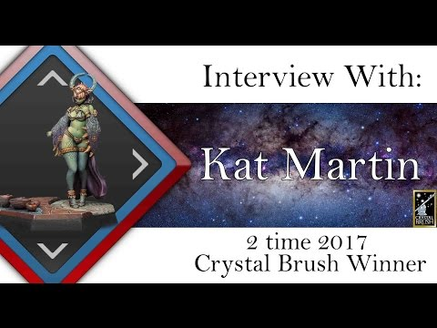2 Time 2017 Crystal Brush Winner Kat Martin Interview
