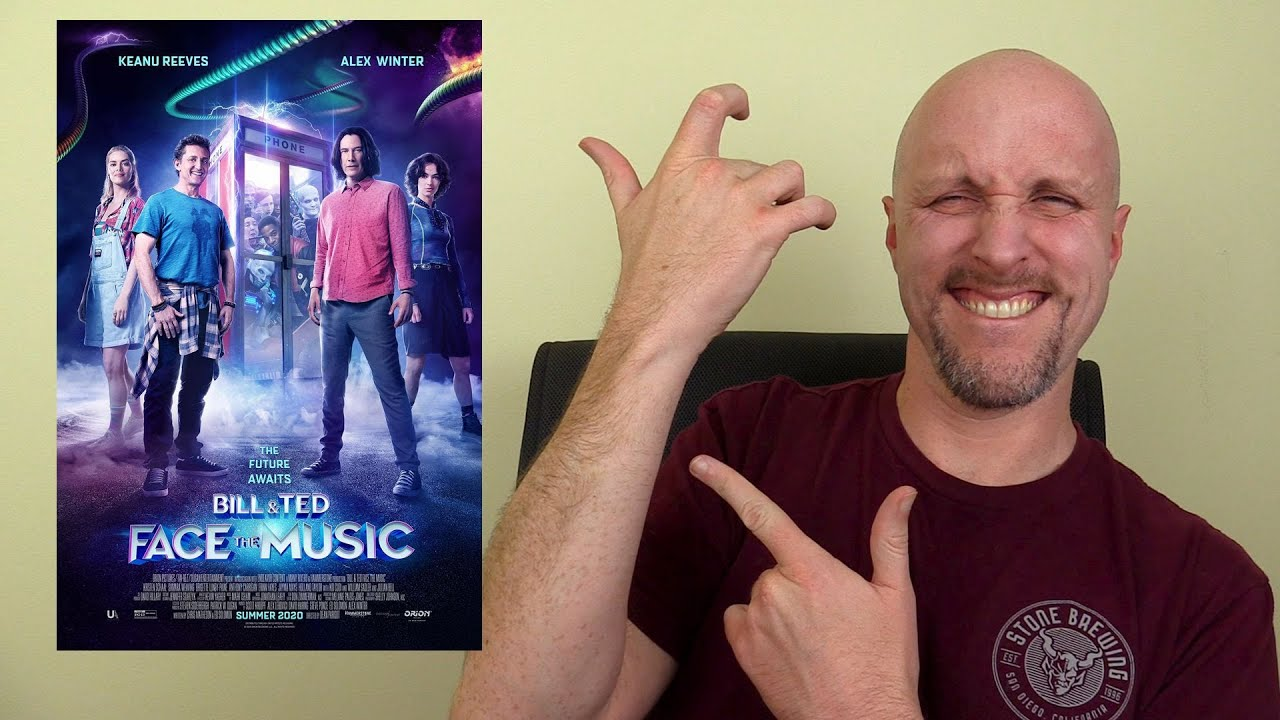 Bill & Ted Face the Music review: A most excellent adventure ...