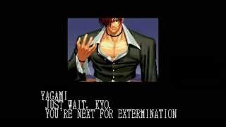 The King of Fighters 95 All Endings Exhibition