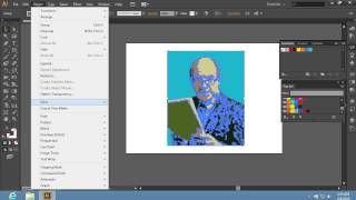 How to Create a Pop Art Effect in Adobe Illustrator CS6