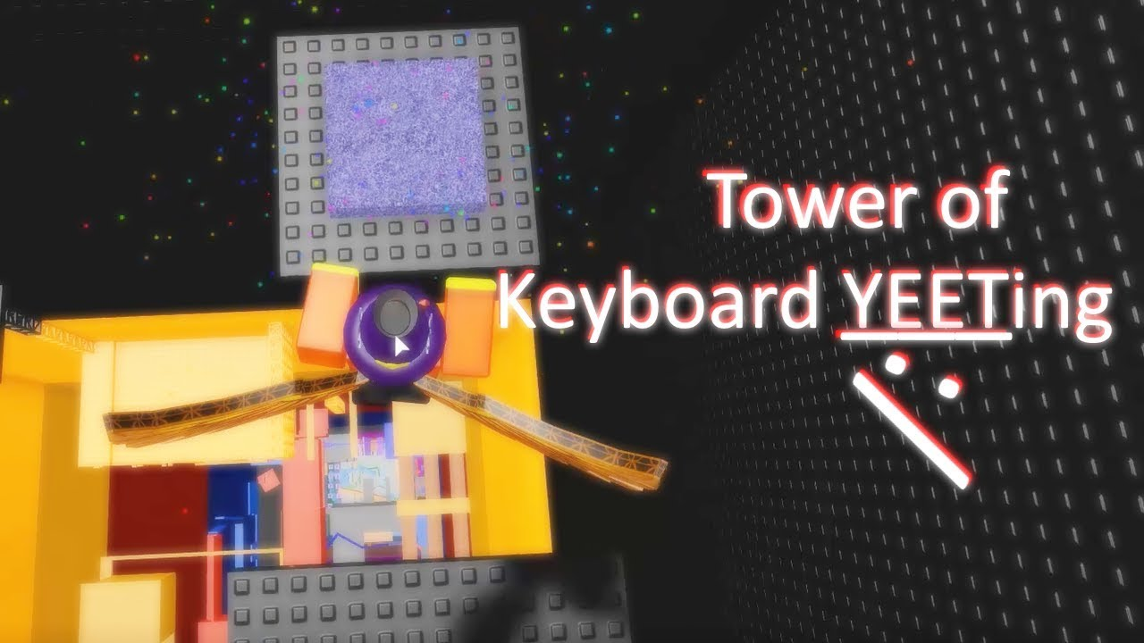 Duck S Epic Jtoh Commentarys Tower Of Keyboard Yeeting Youtube