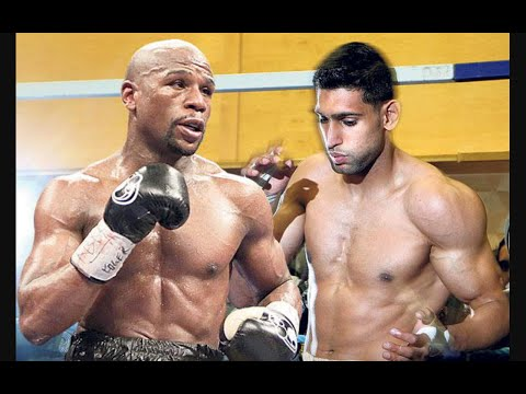 AMIR KHAN VS. FLOYD MAYWEATHER: BOXREC, LAST 16 OPPONENTS COMPARED!