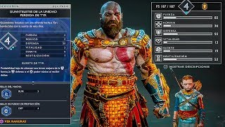 GOD OF WAR 4 - 20 Minutes of NEW Gameplay Demo (PS4) 2018