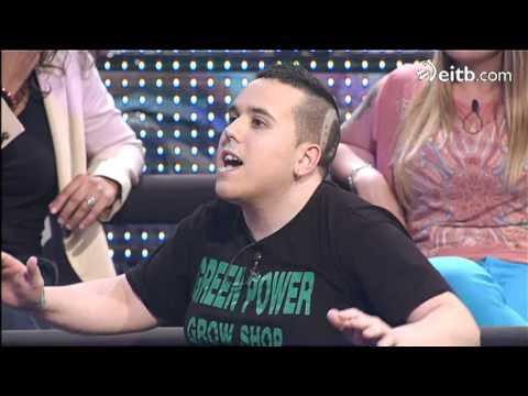 El Conquistador del Fin del Mundo - Andoni monta el show