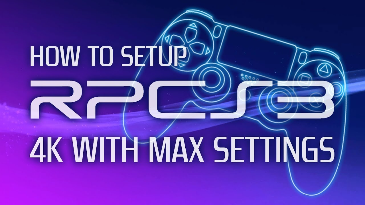 PS3 Emulator - RPCS3 Complete Guide! - YouTube