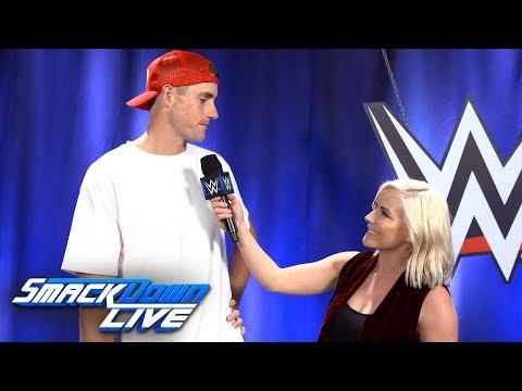 John Isner gives his WrestleMania predictions: SmackDown Exclusive, April 3, 2018