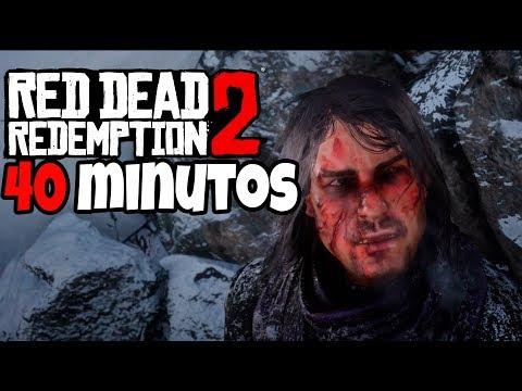 Los Primeros 40 Minutos RED DEAD REDEMPTION 2
