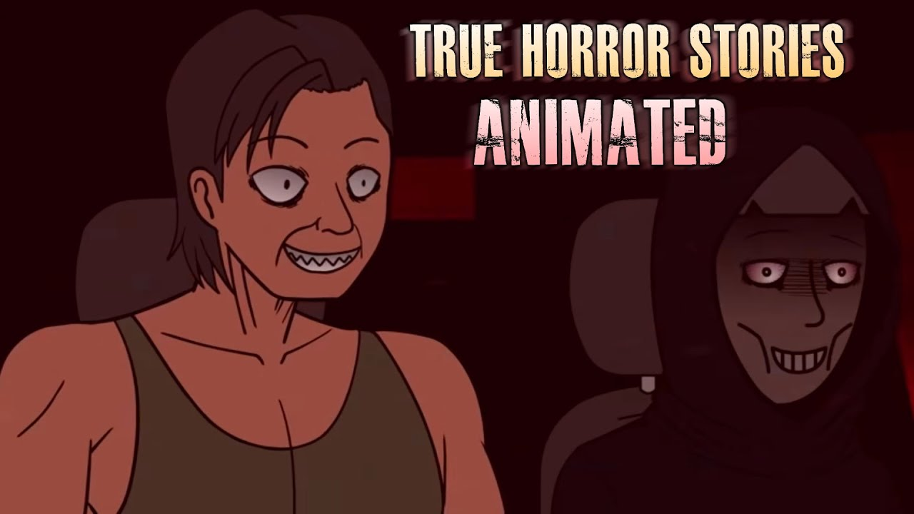 Download 4 TRUE Scary Horror Stories ANIMATED | True Scary Stories