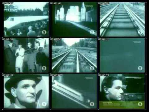 Kraftwerk - Trans Europe Express (Rare Version)