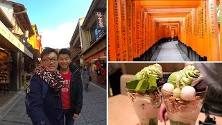 JAPAN TRAVEL VLOG 2015 | OSAKA, KYOTO, NARA (日本大板、京都、奈良) [PART 2]