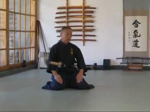 INVITACION A SEMINARIO  IAIDO Y IAIJUTSU SEKIGUCHI SENSEI - CHILE- 2012.wmv