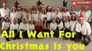 All I Want For Christmas Is You  || Mariah Carey || CHRISTMAS Dance || baile de navidad - Natale