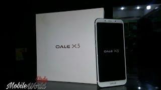 Oale X5 Unboxing