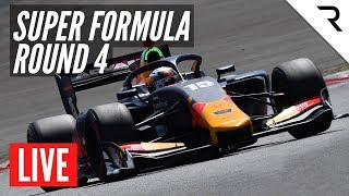 SUPER FORMULA 2020 - Rd.4, Autopolis - Full Race, LIVE With English Commentary