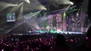 蔡依林jolin tsai 11/08play世界巡迴演唱會-開場驚人影片+美杜莎