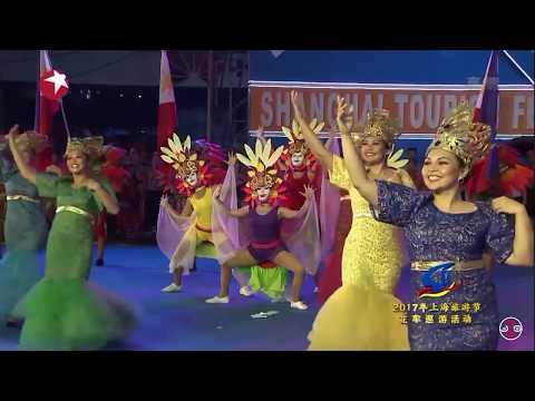Kahayag Dance Company x Sidlakan Dance Company | 2017 Shanghai Tourism Festival Opening Ceremony