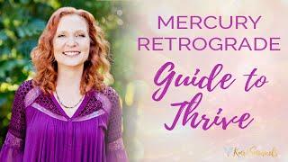 Mercury Retrograde - Soul Lessons and Self-Care