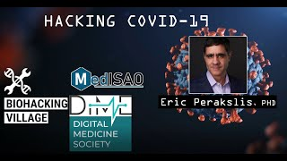 Preserving privacy and ethics in research during an outbreak with Eric Perakslis PhD