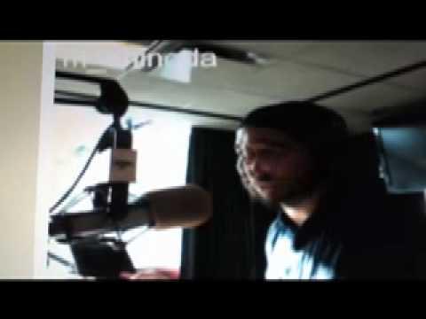 Mike Shinoda recording Linkin Park Radio - Rossi from Bulgaria