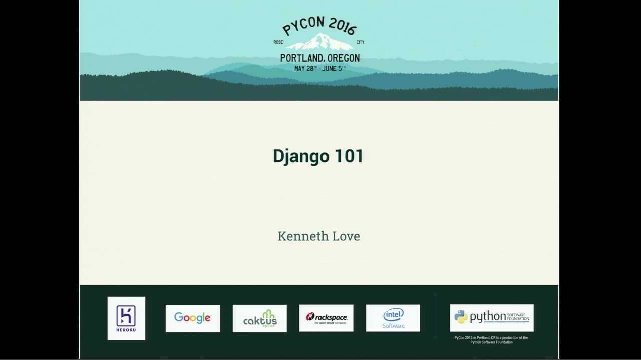 Image from Django 101