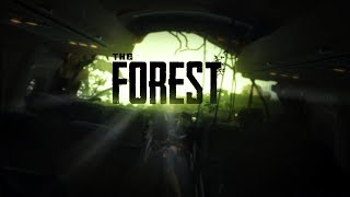 Стрим - The Forest - За бензопилой и стройка