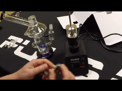 Pulsar® Elite Series Pro Portable eNail