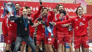 تتويج الدحيل بطلاً للبطولة الآسيوية لكرة اليد 2019