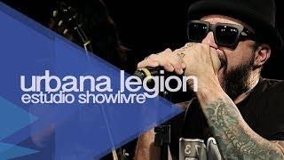 """""""Sete cidades"""" - Urbana Legion no Estúdio Showlivre 2014"""